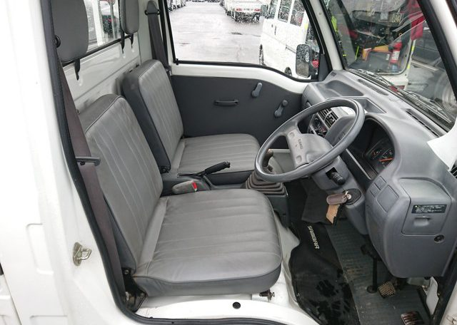 Subaru Sambar 4WD Mini Truck