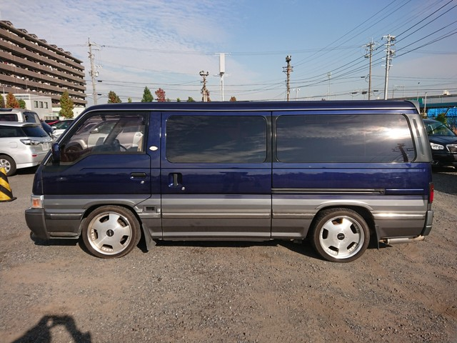 Extended Van JDM Import Export direct from dealer auction American Import rule Low price