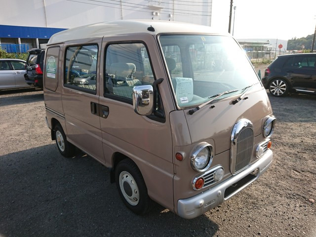 Mini kei van classic for import export japan dealer auctions great value low price