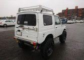 4 1993 Suzuki Jimny tuner's dream aftermarket bumper