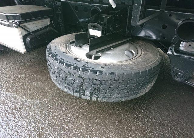 2006 Mitsubishi Canter Dump Truck. Spare wheel good condition