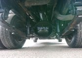 2006 Mitsubishi Canter Dump Truck. Underbody view of differential. Clean underbody