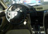 1997 BMW L7 cockpit