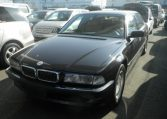 1997 BMW L7 front right