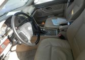 1997 BMW L7 front seats