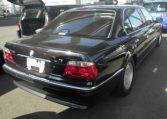 1997 BMW L7 rear right