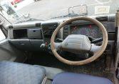 2006 Mitsubishi Canter Dump Truck. Front dash driver's side