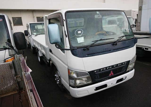 2006 Mitsubishi Canter Dump Truck. Clean used Dump truck