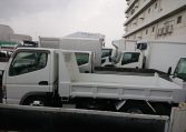 2006 Mitsubishi Canter Dump Truck. Side view very clean truck