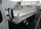 2006 Mitsubishi Canter Dump Truck. Rear right three quarter view of this nice truck