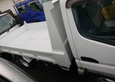 2006 Mitsubishi Canter Dump Truck. Clean load bed nicely repainted
