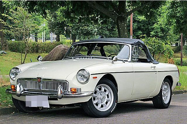 Buy used MGB from Japan. Good condition British Sports Cars from Japan