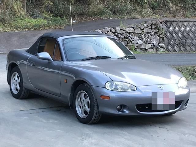 Perfect Pure Sports Car. Buy low miles Miata direct from Japan