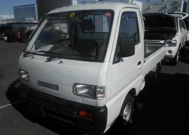 1995 Suzuki Carry front right