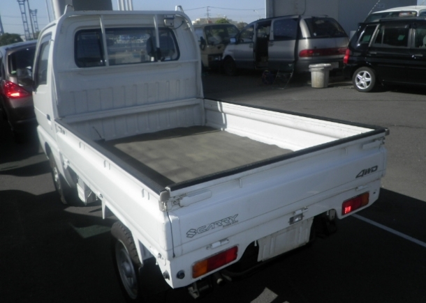 1995 Suzuki Carry rear left