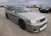 2000 Nissan Stagea 260RS Autech Version front right