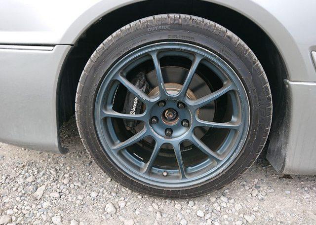2000 Nissan Stagea 260RS Autech Version wheel