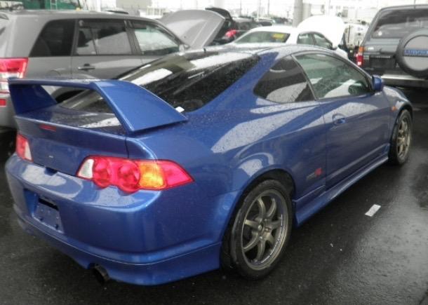 2001 Honda Integra Type R