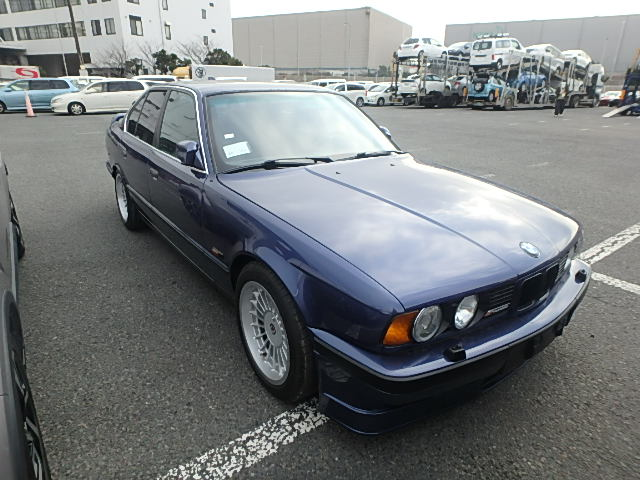 European rare luxury B7-5 engine 3.5L 5MT turbo LHD good condition Buy JDM direct from Japanese auctions ship directly