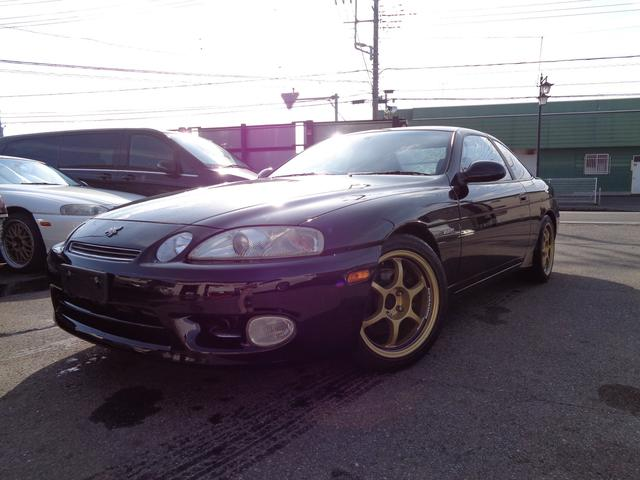 Beautiful Toyota Z30 Soarer from Japan for self import