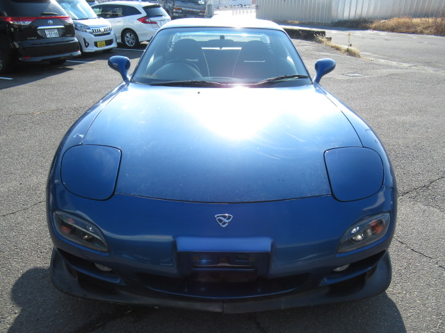 Rotary engine FD3S good condition fast light buy and sell jdm car straight from Japanese auctions import export to port nearest you