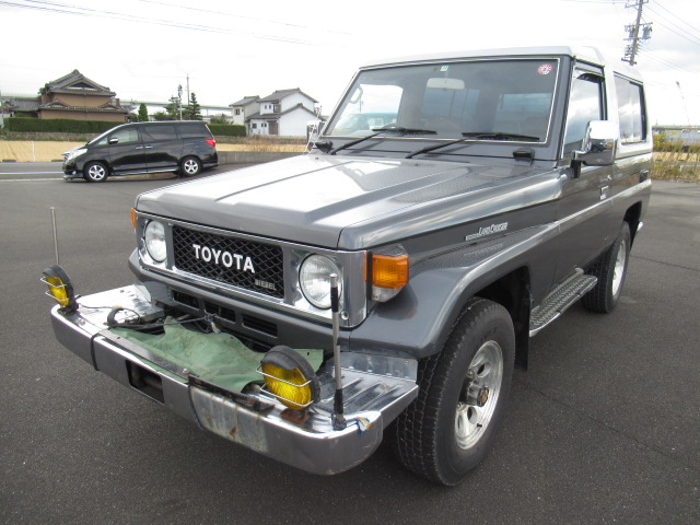 Diesel 3.5L rugged tough 3 door bj73v 5mt good condition with low mileage low cost winch buy a jdm car purchase straight from japan Japanese auctions dealers import export direct