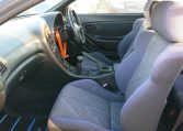 Celica GT-4 GT-Four 1994 from Japan. Japanese Supercar. Front seats from passenger side