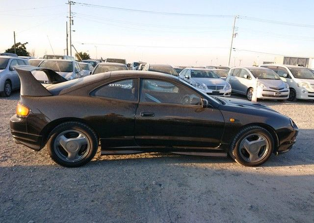 Celica GT-4 GT-Four 1994 from Japan. Used Japanese Supercar. Best Value used turbo machine
