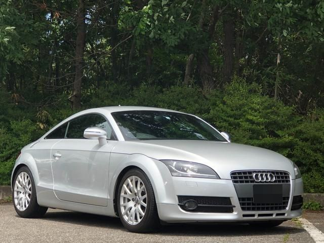 Good clean low mileage used Audi TT imported direct from Japan