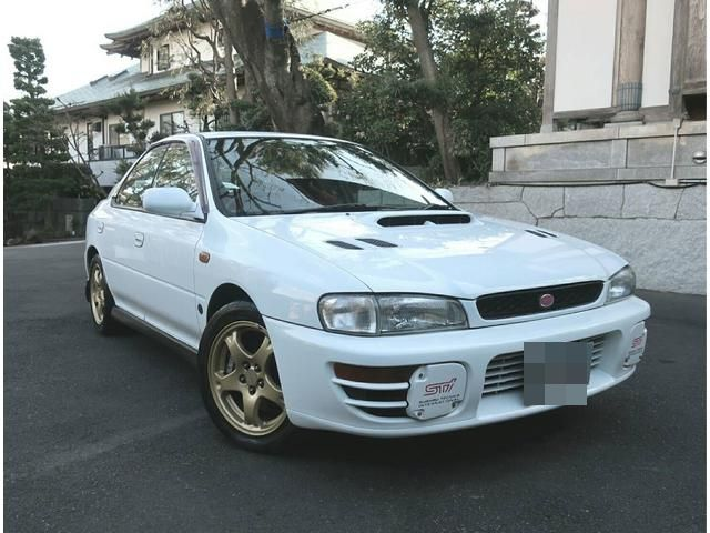 Impreza STi rival to GT-4 Can import now to USA