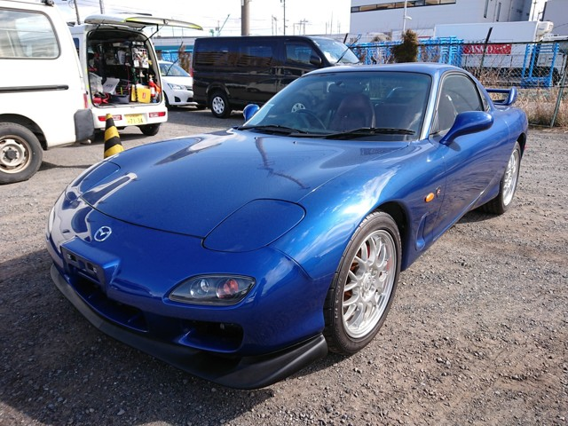 Rare limited numbers RE Rotary engine Excellent condition interior exterior low mileage kms Original Save money by importing direct from Japan purchase your next JDM from used auto auctions