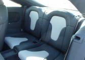 Super Clean Used Audi bought in Japan. Rear seat very clean. Car treasured by original owner