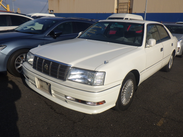 2.5L JZS151 great condition low kms mileage 25 years old rule USA AT AC JDM Japanese luxury low cost cheap get yours today and ship directly to your nearest port Dealer auctions buy sell save money