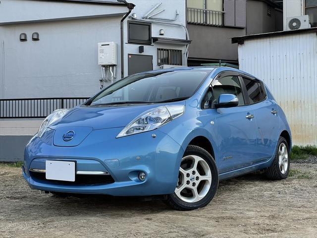 Interview with Scott Part 2 PHOTO 6 Used Nissan Leaf import myself from Japan, low miles and good price