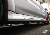 Used Lancer Evo to New Zealand via Japan Car Direct. Clean right rear sill