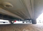 Used Lancer Evo to New Zealand via Japan Car Direct. Underbody from left front