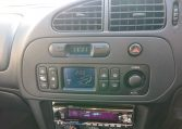 Used Lancer Evo for import from Japan via Japan Car Direct. Center console upper
