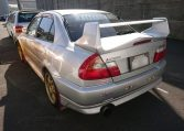 Used Japanese Supercar imported to New Zealand via Japan Car Direct Rear Left big exhaust