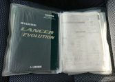 Good condition Used Lancer Evo self import from Japan via JCD. Maintenance logs with car