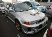 Japanese Muscle Car front right. Self import from Japan via JCD.