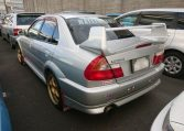 Japanese Muscle Car rear left. Self import from Japan via JCD.