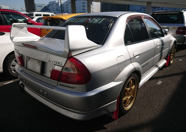 Used Japanese Supercar imported to New Zealand via Japan Car Direct Rear right view