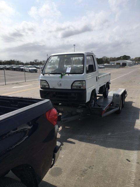 Dave's Kei truck