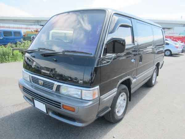 auction car in japan, auto japan cars, buy a car from japan, auto parts from japan, Nissan Homy, coach, van, light commercial van