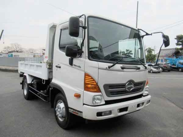 auction car in japan, auto japan cars, buy a car from japan, auto parts from japan, Hino Ranger, pickup, flatbed, dump truck