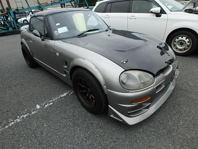 Super JDM ultra mini modded to perfection for pure driving satisfaction upgraded suspension aftermarket parts import Japan only models from auction