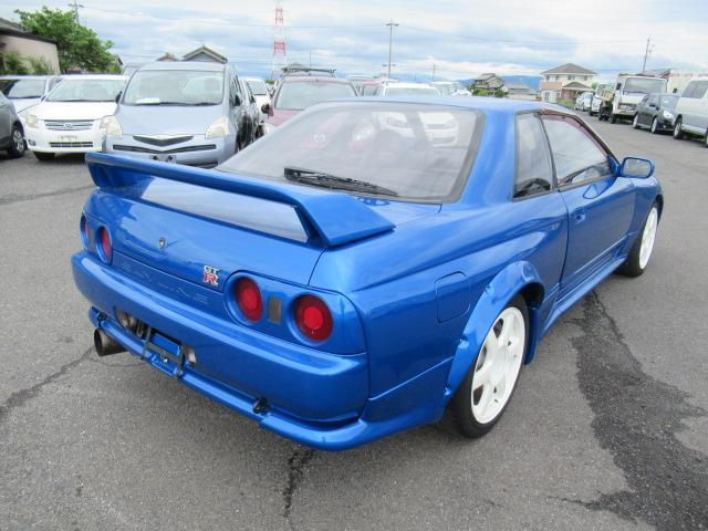 JDM dream car world famous Skyline fast and furious. Easy to mod fast and reliable with racing pedigree. Import directly from Japan sports car