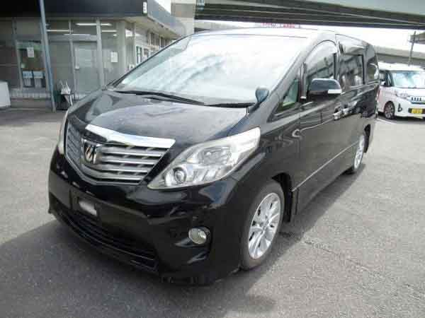 MPV, Classic people carrier, van, multiseater, camping, vacations, direct import from Japan, Japan Car Direct, japan domestic market, luxury mpv