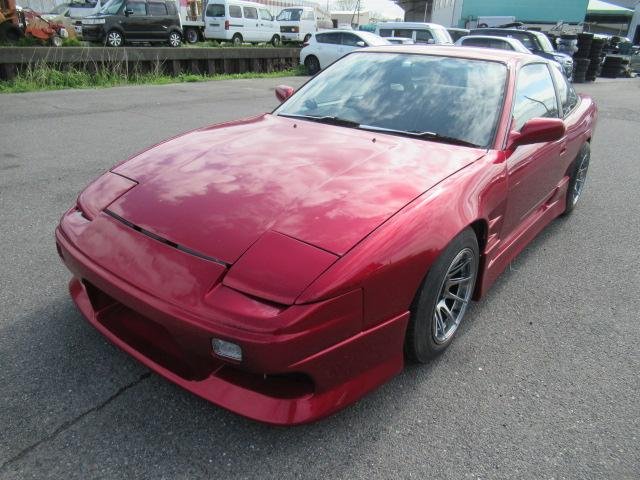 fastback 1988 to 1998. S13 Nissan S platform sold exclusively in Japan paired with the CA18 SR20 motor supercar dream drift mod car racers trackdays speed demon