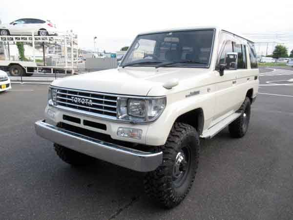 auction car in japan, auto japan cars, buy a car from japan, auto parts from japan, four-wheel drive, Toyota, Land Cruiser, offroad cars, japan domestic market, Japan Car Direct